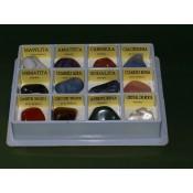 Estuche Colección Minerales 3X4