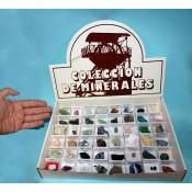 Estuche 48 minerales